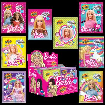 Barbie 4g. Çilek Aromalı Patlayan Şeker (40 paket)