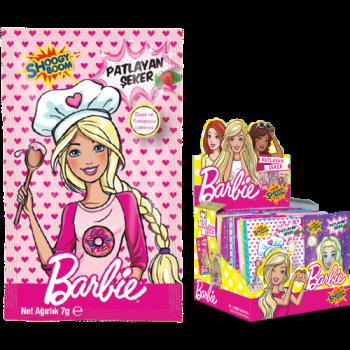 Barbie Patlayan Şeker