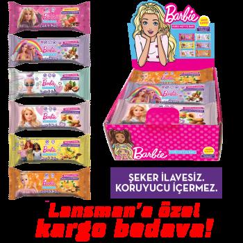 30g Barbie Kuru Meyve Barı